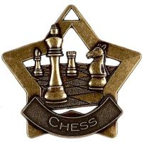 Mini Star Chess Medal</br>AM714B